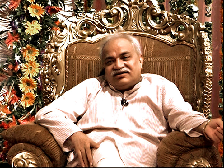 Nirmal Baba the clairvoyant